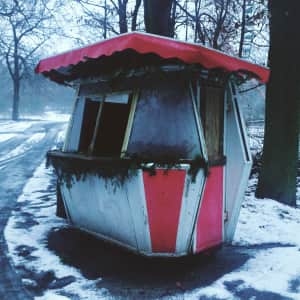 Winter Fairground