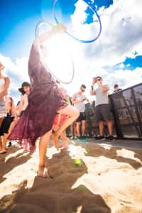 Summer fun at outdoor festivals!