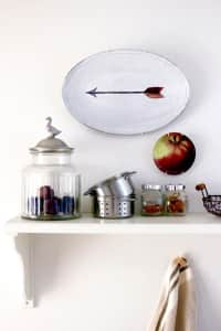 Wall shelf and the kitchen equipment☆