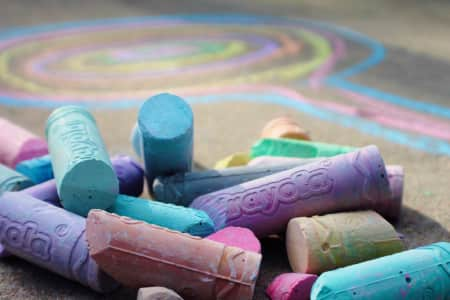 Enough Chalk!