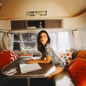 Airstream shoots