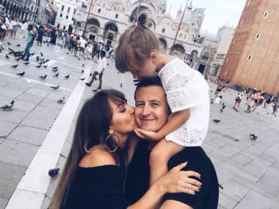 Family travel in Venice
