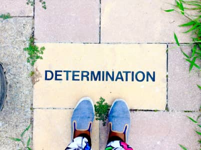 Be determined ✊💪 ~ Thank you Matt Holland, Mac, Deborah DC and Lot Lot Anna for the signature nomination