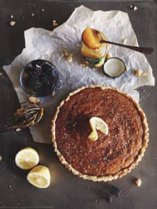 Autumn tart