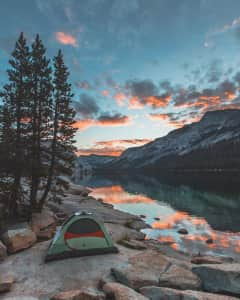 Any camping lovers out there?