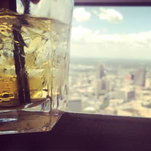 Drinks Over San Antonio