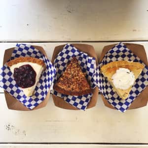 Pie from Bang Bang Pie & Biscuits