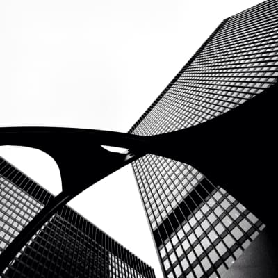 Mies + Calder in Chicago