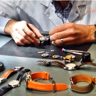 Hermes work shop.