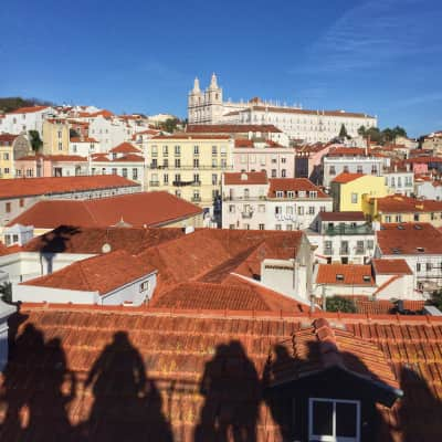 Old City • Lisbon • Portugal