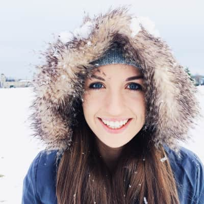 Beauty in the snow