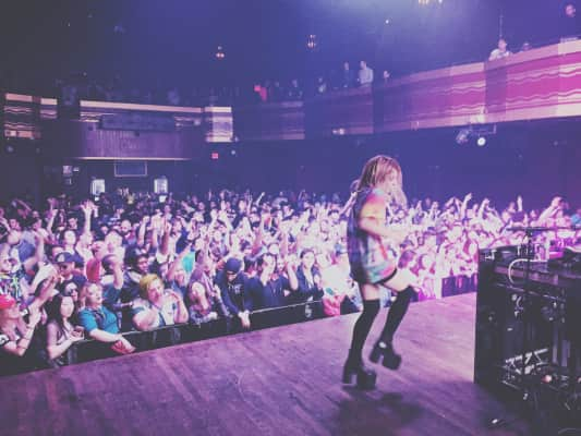 Webster Hall, NYC