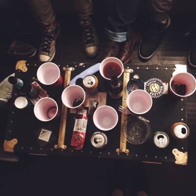 Aesthetic of a Party