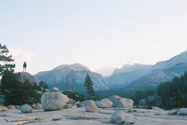 Traveling Yosemite with some of my best friends