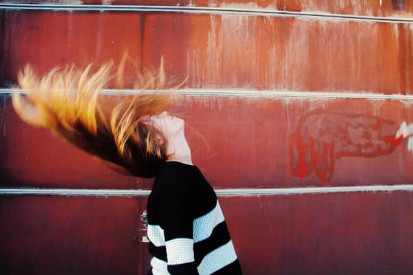 Shelley and the Incredible Hair Flip