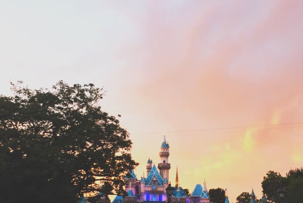 Forecast: cotton candy skies.