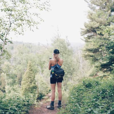 I'd rather be hiking.