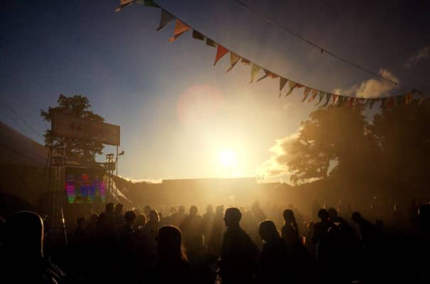 Greenman Festival - Far Out Stage