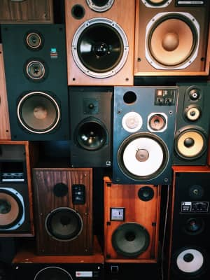 A wall of sound