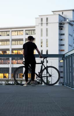 cycle,fixed gear,bike,bicycle,urban,street,industrial,city,lofts