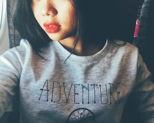 Say yes to adventure