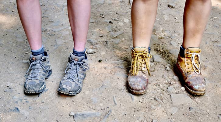 Shoes - Nominated by @south_nostalgia