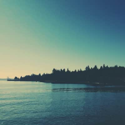 Sunny day in Stanley Park