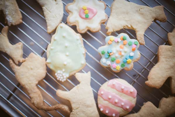 Cookie cutters / decoration