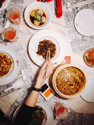 Chinese diner