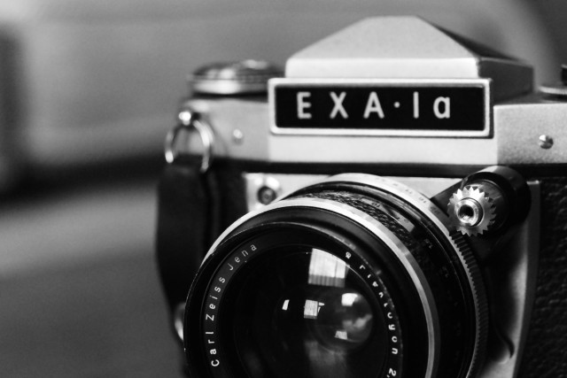Free authentic vintage camera photo on Reshot