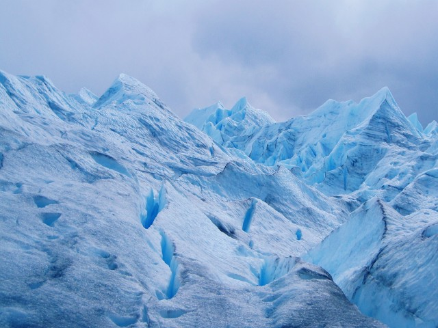 The thing about glaciers