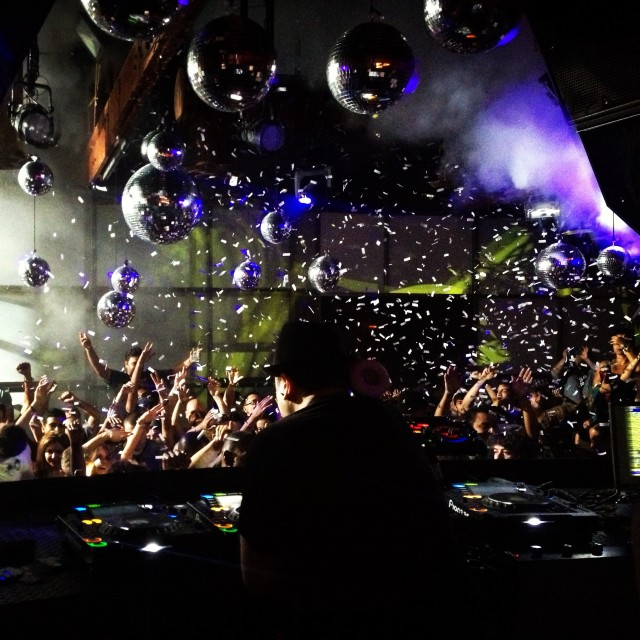 Louie Vega at DEEP, LA Sept 2013