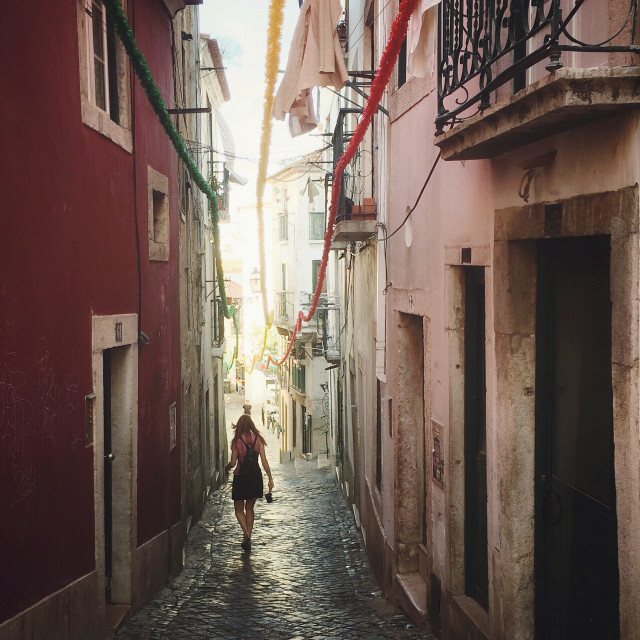 Free authentic lisbon photo on Reshot