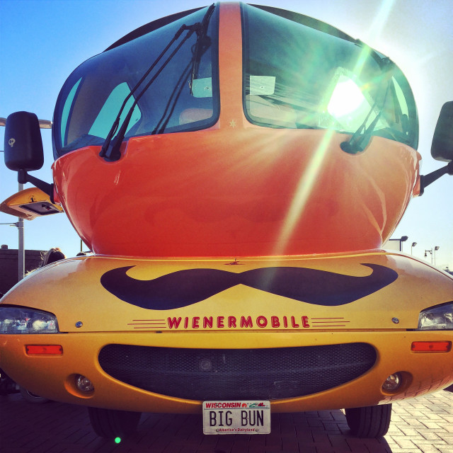 Wienermobile  iPhone 6