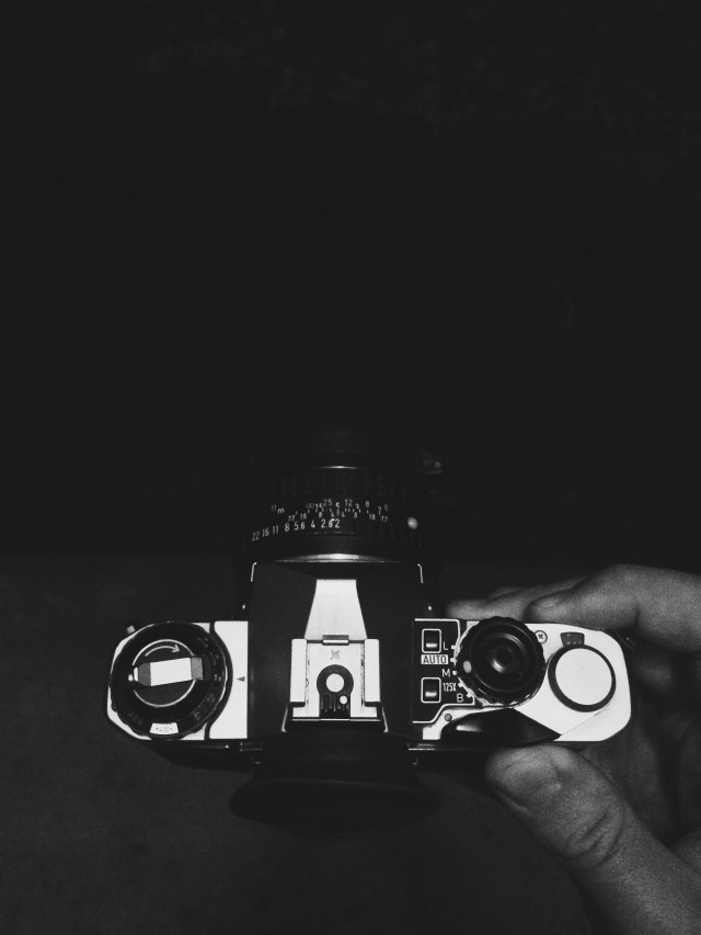 The classic film SLR