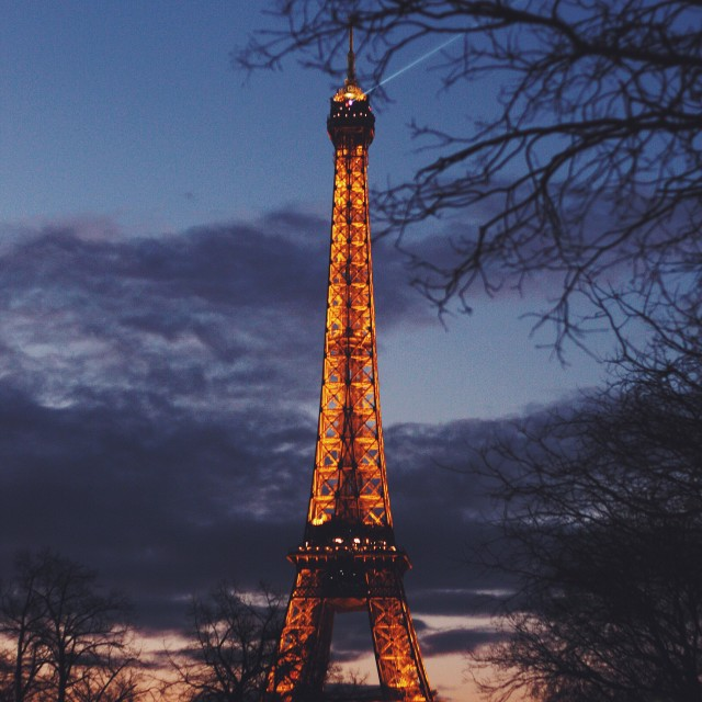 Free authentic eiffel tower photo on Reshot