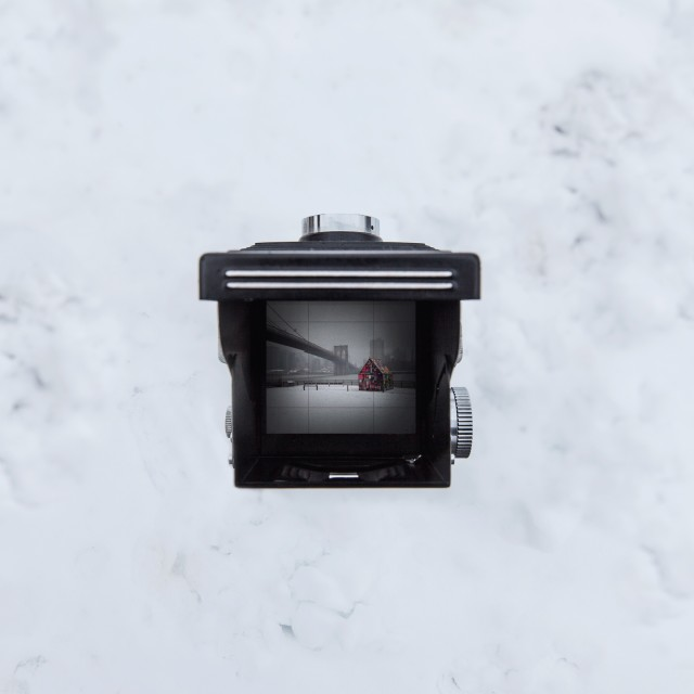 120 mm film for 120mm of snow