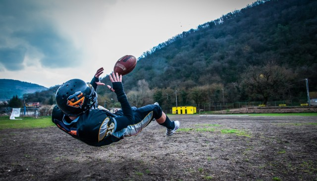 American Football....in Italy!!!