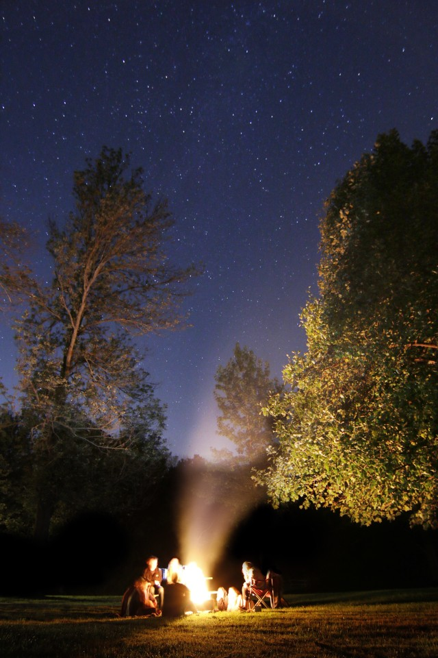 Free authentic night sky photo on Reshot