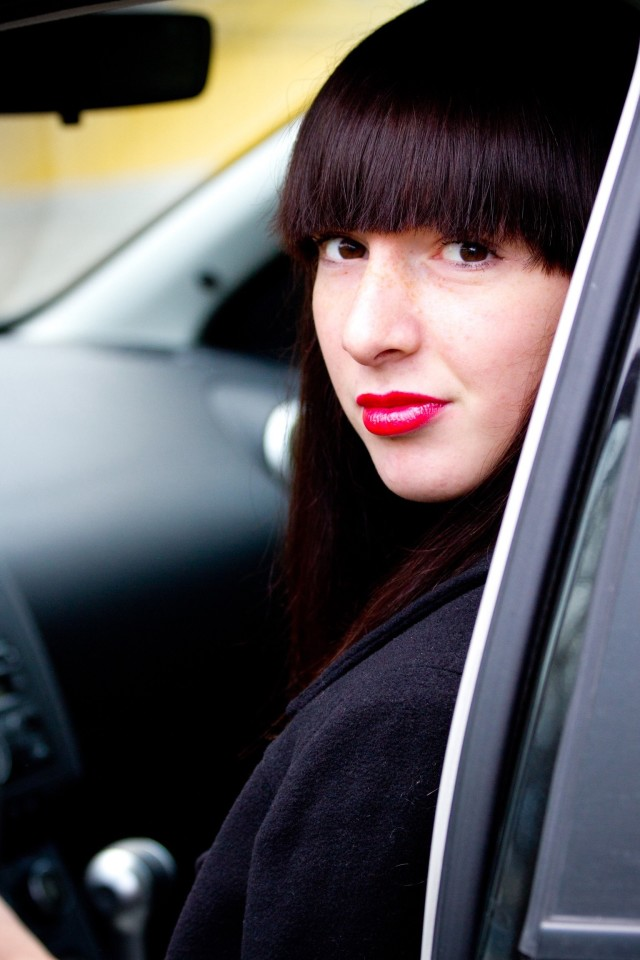 Free authentic red lips photo on Reshot