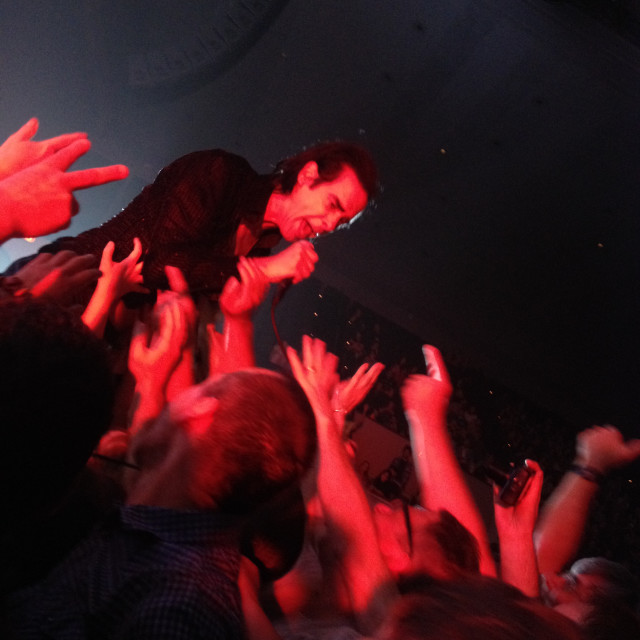 Nick Cave-best concert ever!