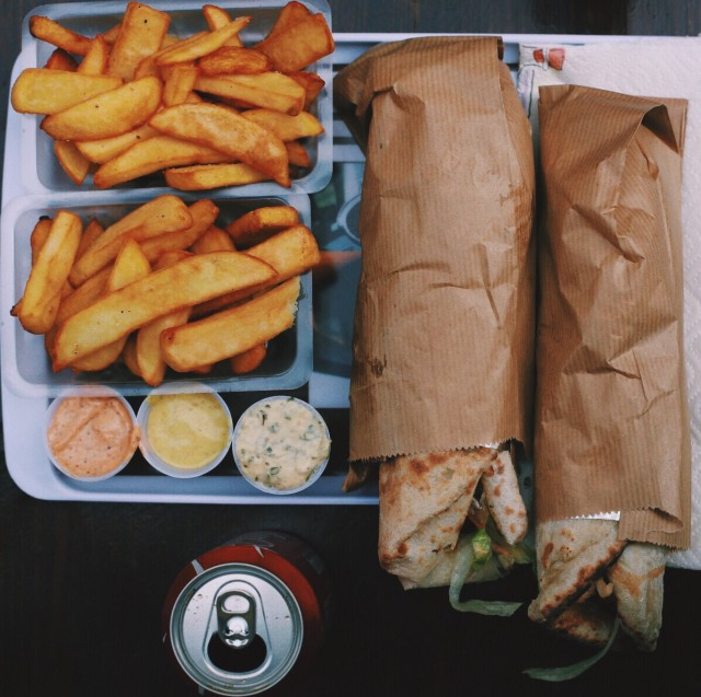 Free authentic fast food photo on Reshot