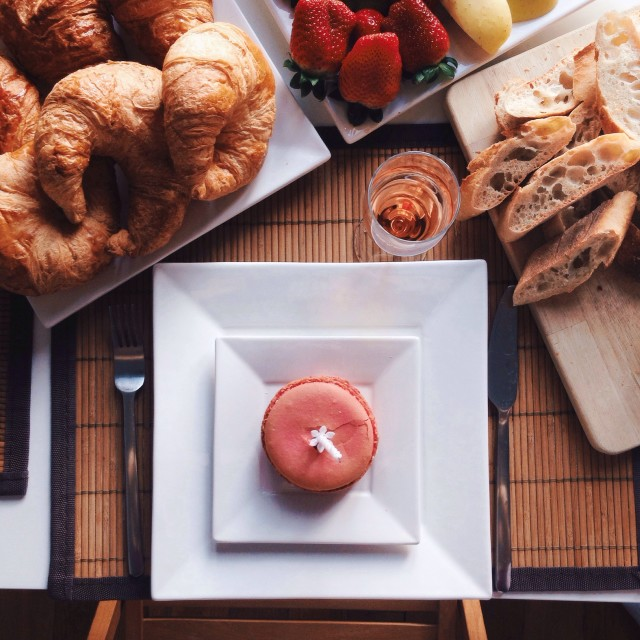 Free authentic croissant photo on Reshot