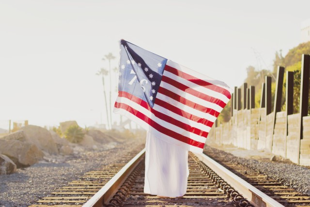 Free authentic patriotic photo on Reshot