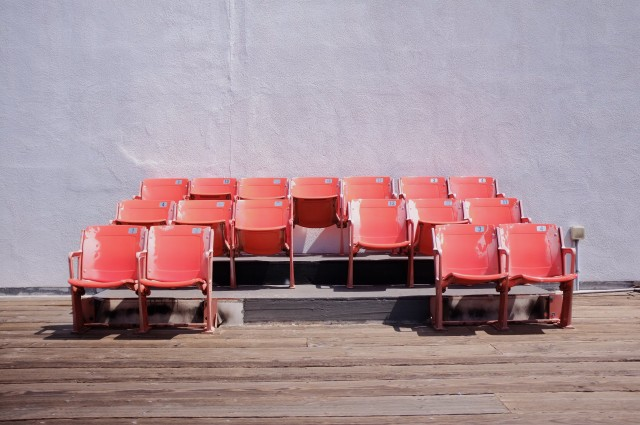 Free authentic seats photo on Reshot