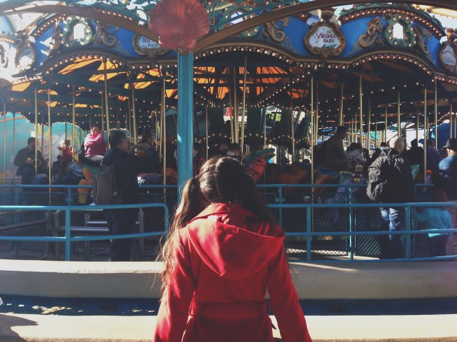 Free authentic carousel photo on Reshot