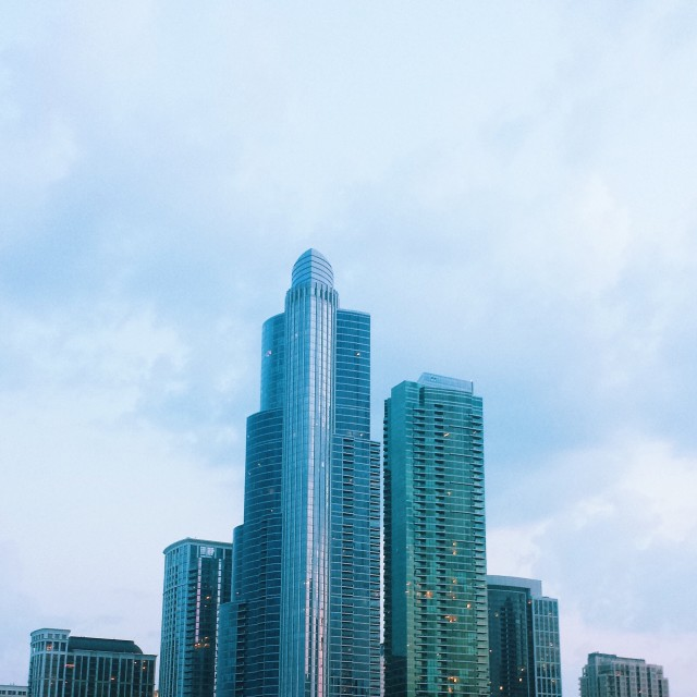 Free authentic skyscraper photo on Reshot