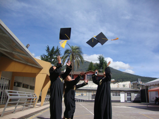 The graduation day!!