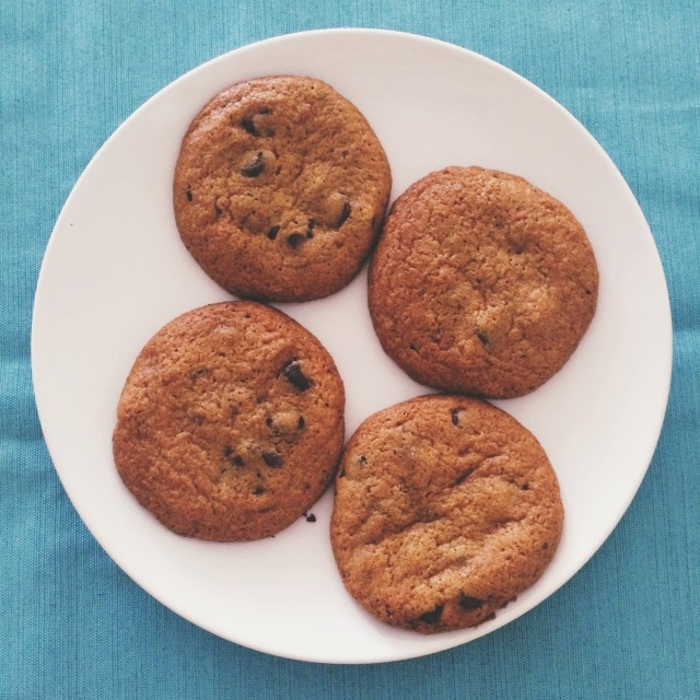 Cookies on a Sunday