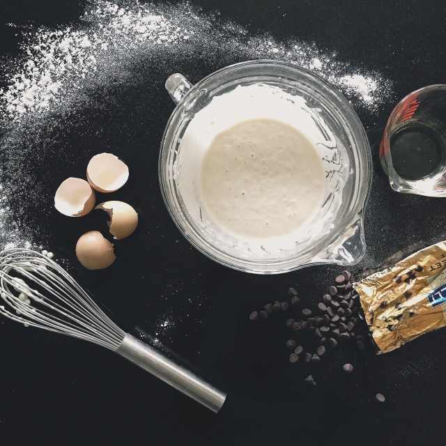 Free authentic flour photo on Reshot